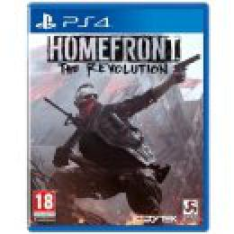 Homefront:The Revolution PS4