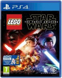 Lego Star Wars:The Force Awakens PS4