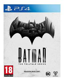 Batman:The Telltale Series PS4