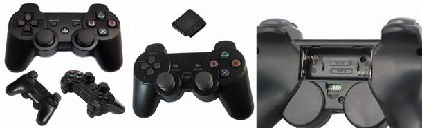 SONY PS2 Bezdr�tov�