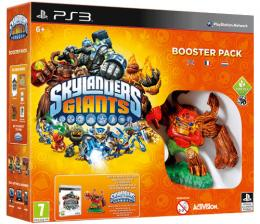 Skylanders:Giants Booster Pack PS3