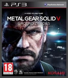Metal Gear Solid:Ground Zeroes PS3