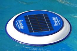 FLOATRON - solární ionizanice vody