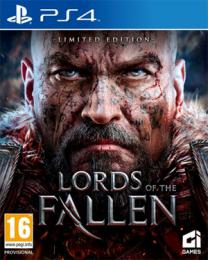 Lords Of The Fallen (Limited Edition) PS4