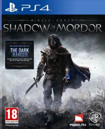Middle-Earth:Shadow of Mordor GOTY PS4