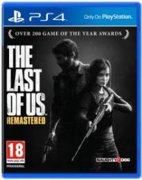 Last Of Us:Remastered  PS4