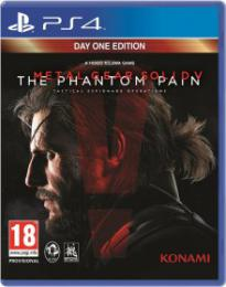 Metal Gear Solid 5:The Phantom Pain PS4