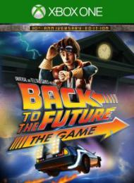 Back to the Future:The Game (30th Anniversary)XOne