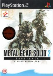 Metal Gear Solid 2:Substance PS2