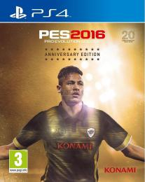 Pro Evolution Soccer 2016 Anniversary Edition PS4