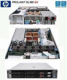 Server HP ProLiant DL380 G4 Dual Xeon