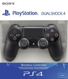 Sony Dualshock 4  V2 Black - zvìtšit obrázek
