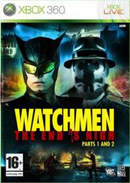 Watchmen:The End is Nigh X360