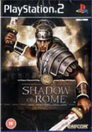 Shadow of Rome PS2 b