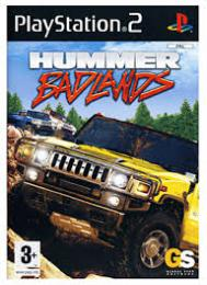 Hummer Badlands PS2 b