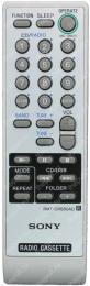 Dálkový ovladaè Sony RMT-CRS60AD Remote Control