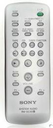 Dálkový ovladaè Sony RM-SC30 Remote Control