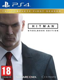 Hitman (The Complete First Season) PS4