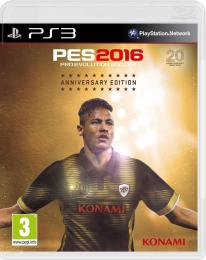 Pro Evolution Soccer 2016 Anniversary Edition PS3