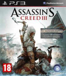 Assassins Creed 3 PS3 b