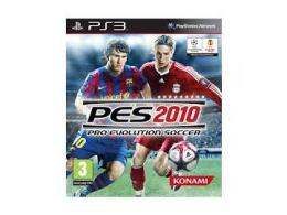 Pro Evolution Soccer 2010 PS3 b