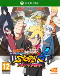 Naruto Shippuden:Ultimate Storm Road to Boruto XOne