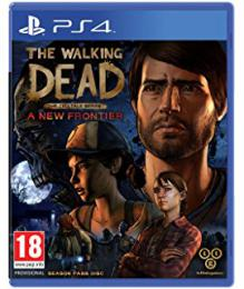 Walking Dead:Season 3 PS4