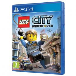 LEGO City:Undercover PS4