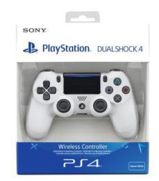 Sony DualShock 4 v2 Bílý / White