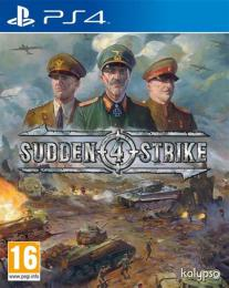 Sudden Strike 4 (Day One Edition) PS4