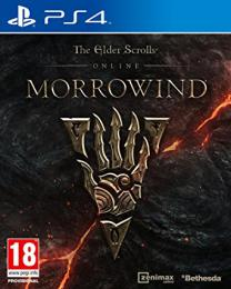 The Elder Scrolls Online:Morrowind PS4