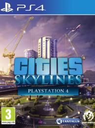 Cities:Skylines PS4