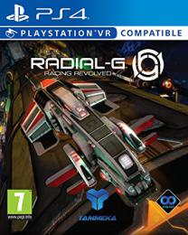 Radial-G Racing Revolved VR PS4