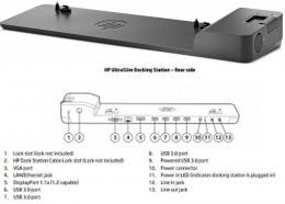 HP UltraSlim Docking Station HSTNN-IX10
