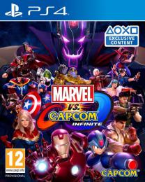 Marvel vs. Capcom:Infinite PS4