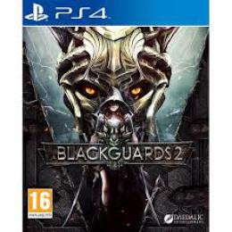 Blackguards 2 (D1 Edition) PS4