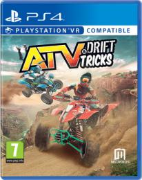 ATV:Drift and Tricks VR PS4