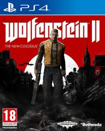 Wolfenstein 2:The New Colossus PS4
