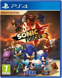 Sonic Forces (Bonus Edition) PS4