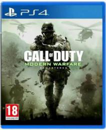 Call of Duty 4:Modern Warfare Remastered PS4