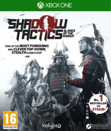 Shadow Tactics:Blades of the Shogun XOne