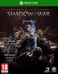 Middle-Earth:Shadow of War XOne