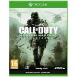 Call of Duty 4:Modern Warfare Remastered XOne