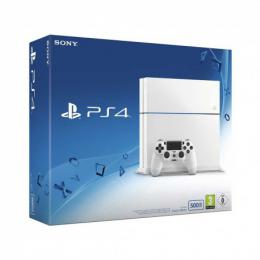 Sony PlayStation 4 500GB White / Bílý