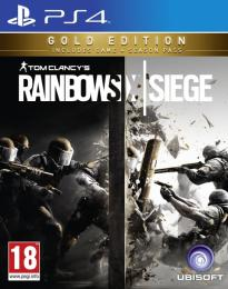 Tom Clancys Rainbow Six:Siege Year 2 (Gold) PS4