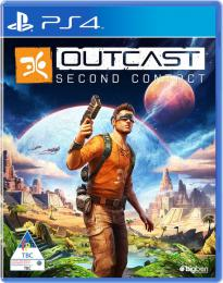 Outcast:Second Contact PS4