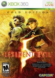 Resident Evil 5:Gold Edition X360