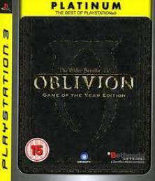 The Elder Scrolls IV: Oblivion GOTY Edition PS3