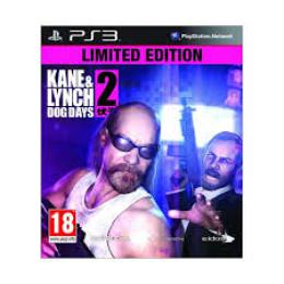 Kane & Lynch 2: Dog Days Limited Edition PS3