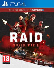 RAID:World War II PS4
